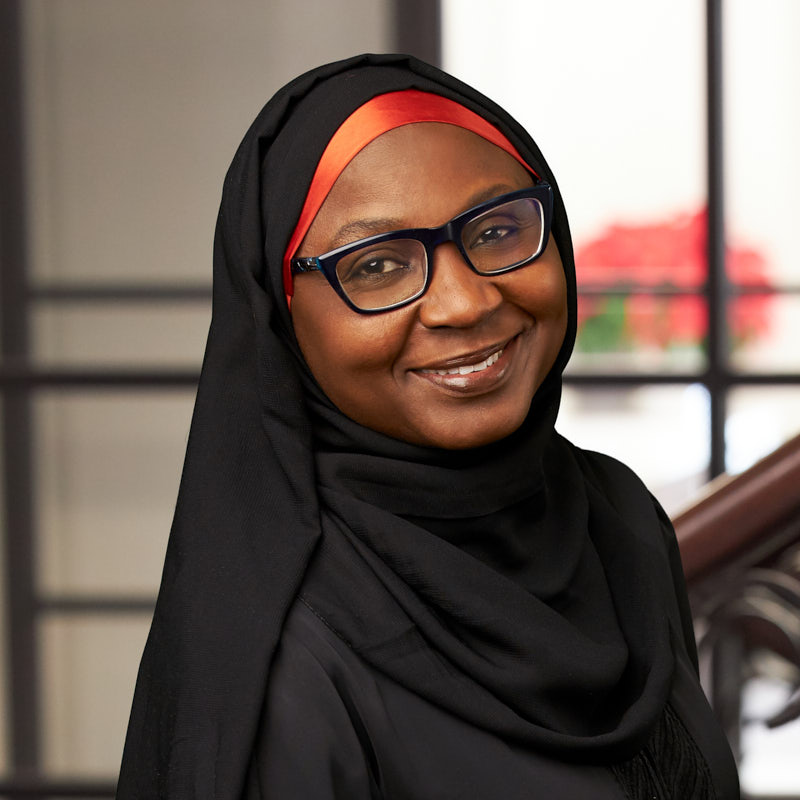 Amina Salihu, Senior Program Officer