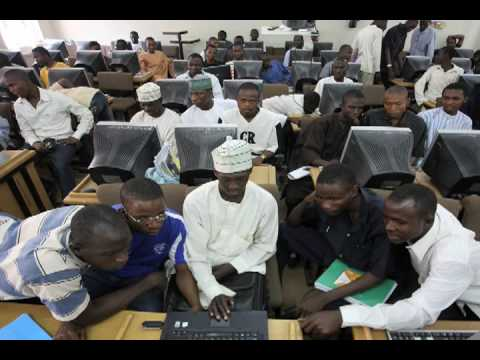 Still image from University of Ibadan, Master's in Development Practice Program