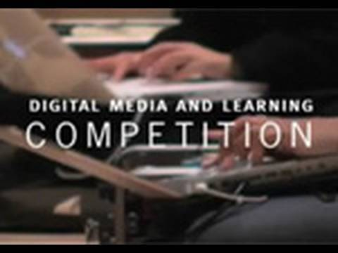 Still image from Digital Media & Learning Competition