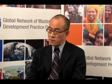 Still image from Tsinghua University Master's in Development Practice Program
