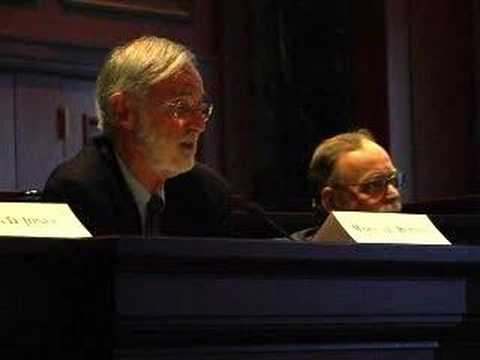 "Still image from ""The Law & Neuroscience,"" Panel Discussion (4 of 4)"