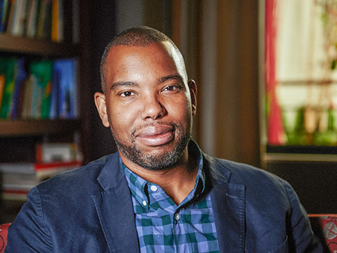 Still image from Journalist Ta-Nehisi Coates, 2015 MacArthur Fellow