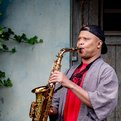 Still image from Jazz Composer and Saxophonist Steve Coleman, 2014 MacArthur Fellow