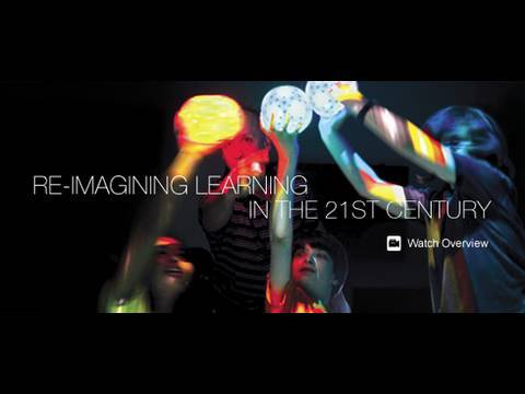 Still image from Re-Imagining Learning in the 21st Century