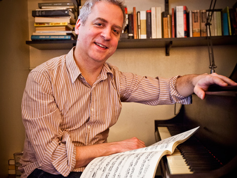 Still image from Pianist and Writer Jeremy Denk, 2013 MacArthur Fellow