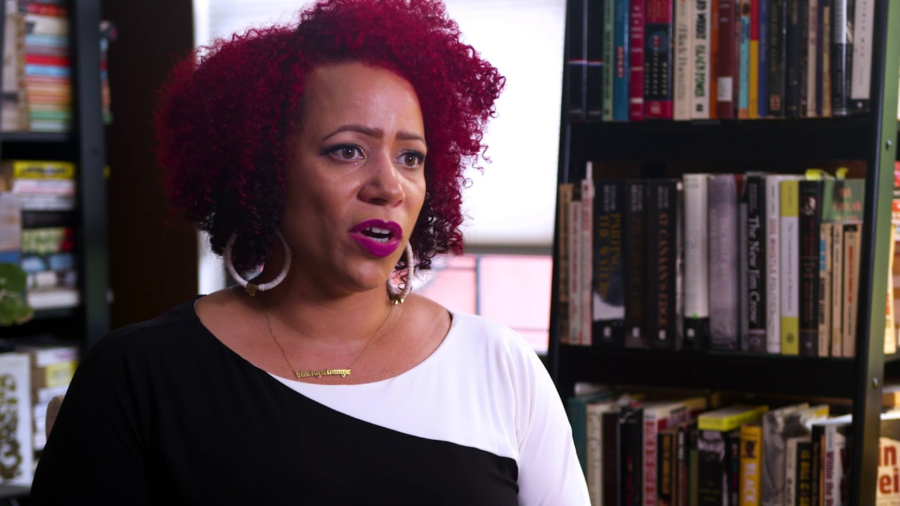 Still image from Journalist Nikole Hannah-Jones | 2017 MacArthur Fellow