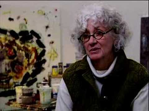 Still image from 2007 MacArthur Fellow: Joan Snyder