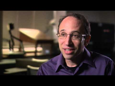 Still image from Computer Scientist Daniel Spielman, 2012 MacArthur Fellow