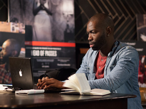 Still image from Playwright Tarell McCraney, 2013 MacArthur Fellow