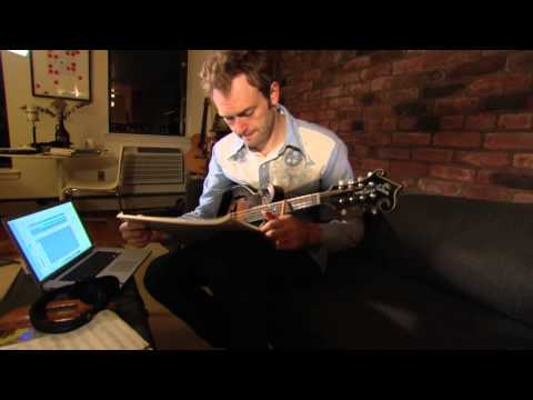 Still image from Mandolinist and Composer Chris Thile, 2012 MacArthur Fellow