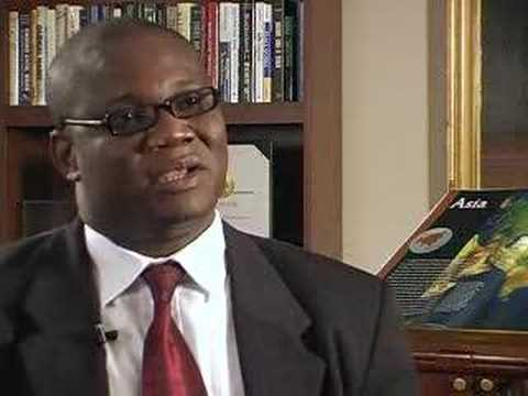 Still image from Innocent Chukwuma, CLEEN Foundation on MacArthur Award
