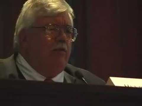 "Still image from ""The Law & Neuroscience,"" Panel Discussion (2 of 4)"