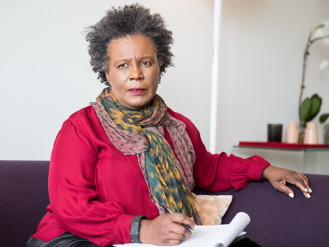 Still image from Poet Claudia Rankine | 2016 MacArthur Fellow
