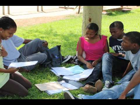 Still image from University of Botswana Master's in Development Practice Program