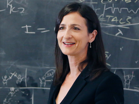 Still image from Astrophysicist Sara Seager, 2013 MacArthur Fellow