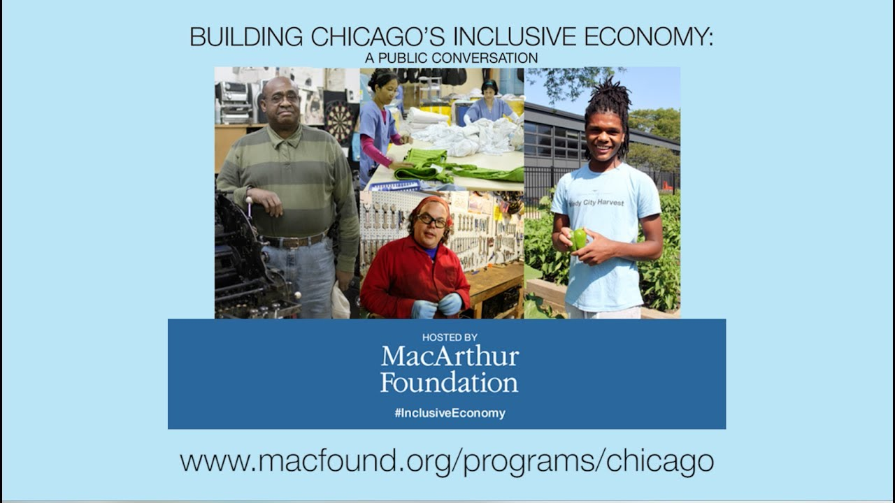 Still image from Building Chicago's Inclusive Economy