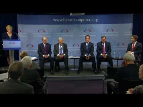 Still image from Bipartisan Housing Commission Launch