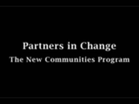 Still image from Partners in Change - The New Communities Program