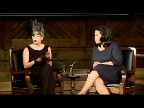 Still image from Lady Gaga and Oprah Winfrey Discuss Born This Way Foundation